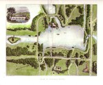 Virginia Water   Plan Of Virginia Water Lake -SOLD