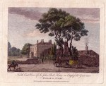 Castle Hill Englefield Green - Original Engraving