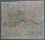 Map of the Country Surrounding London to the Extent of 30 Miles
