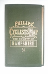 Philips' Cyclists' Map of the County of Hampshire